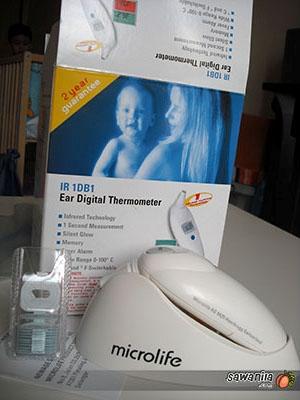 Microlife Ear Digital Thermometer