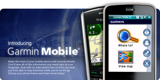 Garmin Mobile XT v5.00.50 3rd edition Symbian and Europa 2010 ma