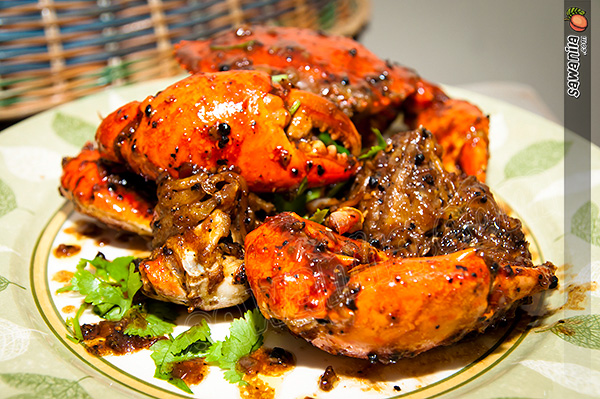 Black Pepper Crab!!!
