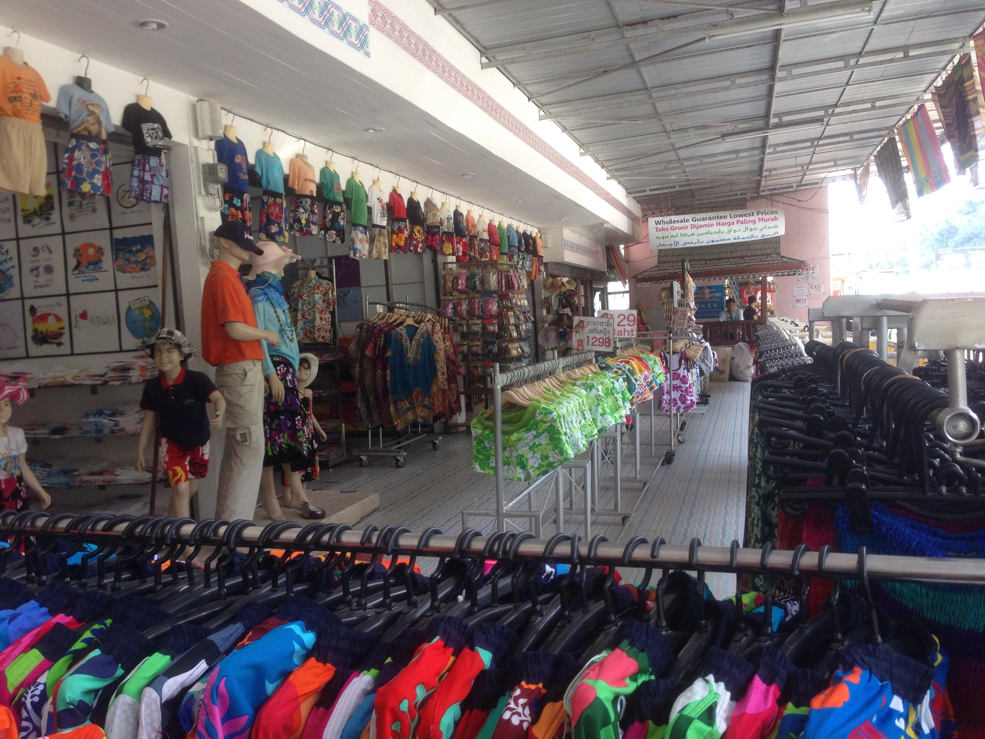 Phuket: T-Shirt Factory