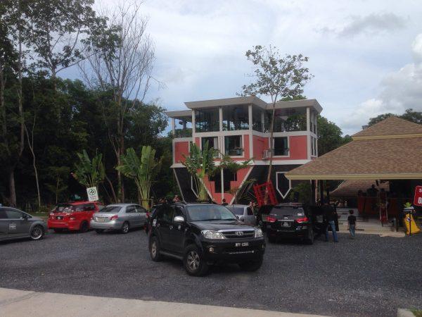 Phuket Upside Down House Sawanila Com