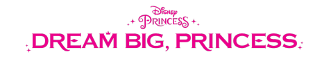 Dream Big Princess logo